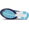asics FuzeX Shoes Men indigo blue/indigo blue/thunde